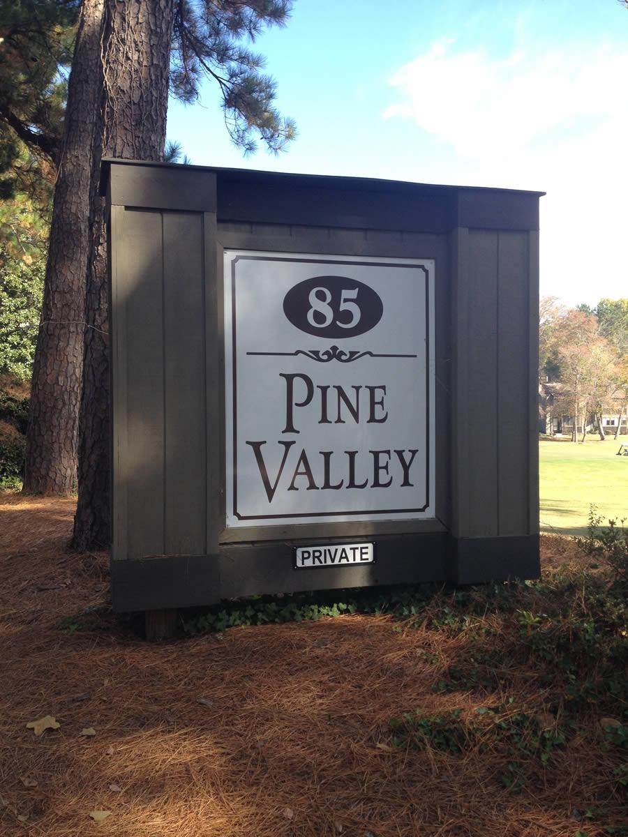 Pine Valley Pinehurst NC