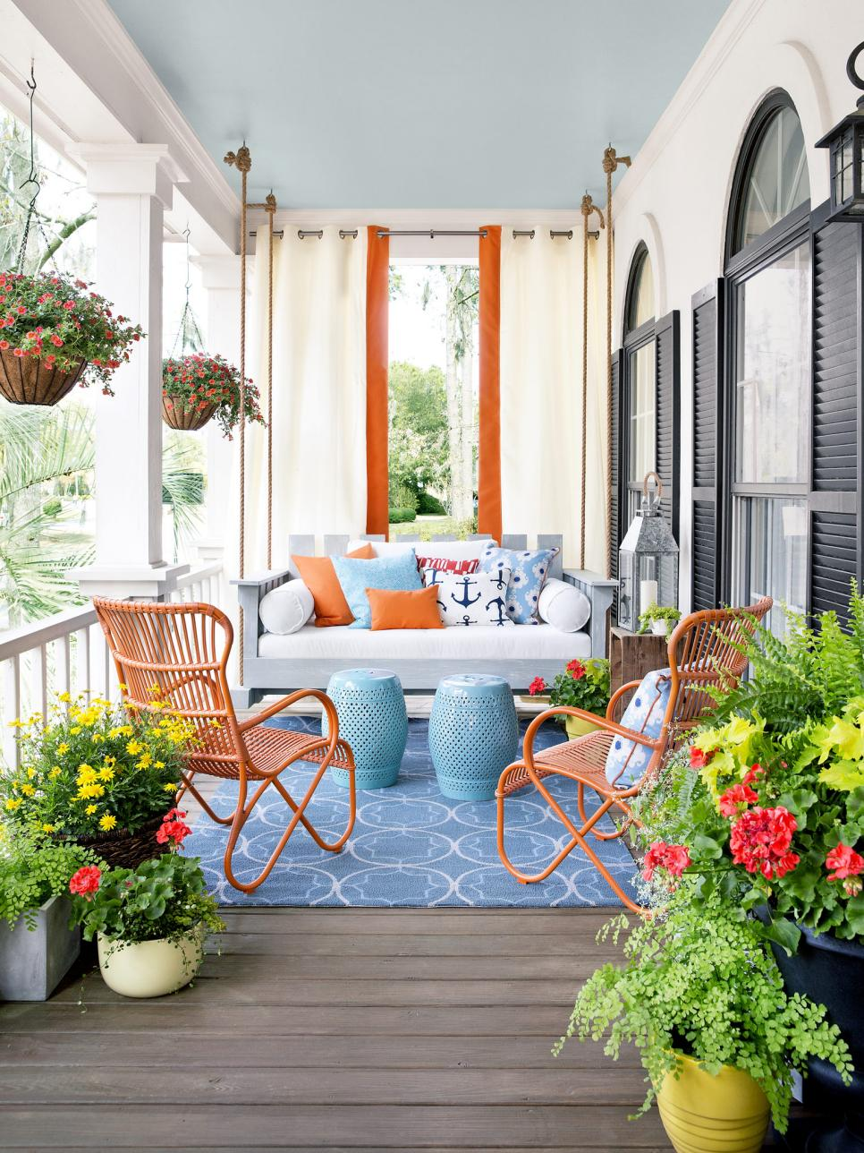 hgtv magazine 2014 furniture. Porch2 Hgtv Magazine 2014 Furniture